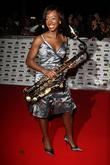 Yolanda Brown The MOBO awards 2008 - arrivals...
