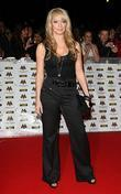 Liz McLarnon The MOBO awards 2008 - arrivals...