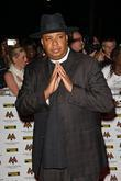 Reverend Run The MOBO awards 2008 - arrivals...