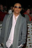 DJ Ironik The MOBO awards 2008 - arrivals...