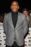 Reggie Yates The MOBO awards 2008 - arrivals...
