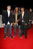 Guests The MOBO awards 2008 - arrivals held...