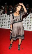 Konnie Huq The MOBO awards 2008 - arrivals...