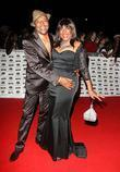Mary Wilson The MOBO awards 2008 - arrivals...