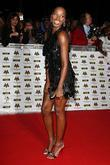Jamelia The MOBO awards 2008 - arrivals held...
