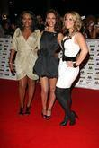 Keisha Buchannan, Amelle Berrabah and Heidi range from...
