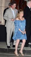 Rick Hilton and Kathy Hilton At Mr Chow