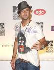 Karl Wolf, arrive for the 2008 MTV Europe...