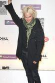 Rasmus, arrive for the 2008 MTV Europe Music...