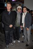 Nick Carter, Howie Dorough, MTV, Mtv Trl Studios, Times Square