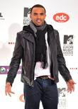 Craig David MTV Europe Music Awards 2008 held...