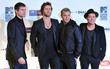 Take That MTV Europe Music Awards 2008 held...