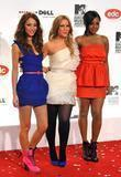 Amelle Berrabah, Heidi Range and Keisha Buchanan of...