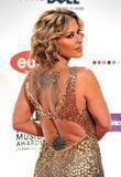 Anastasia MTV Europe Music Awards 2008 held at...