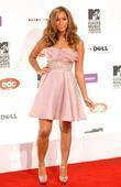 Leona Lewis MTV Europe Music Awards 2008 held...