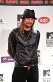 Kid Rock MTV Europe Music Awards 2008 held...