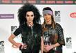 Bill Kaulitz and Tom Kaulitz of Tokio Hotel...