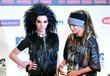 Bill Kaulitz and Tim Kaulitz of Tokio Hotel...