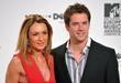 Michael Owen and wife Louise Owen MTV Europe...