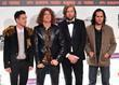 The Killers MTV Europe Music Awards 2008 held...