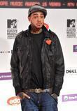 Travis McCoy MTV Europe Music Awards 2008 held...