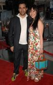 Adrian Paul Premiere for 'Mutant Chronicles' held at...