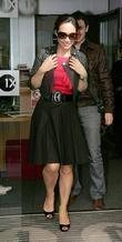 Myleene Klass and Jo Whiley