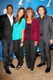 Nate Parker, Corbin Bleu and Kiki Palmer