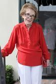 Former First Lady Nancy Reagan