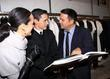 Isabel Toledo, Ruben and Narciso Rodriguez  at...