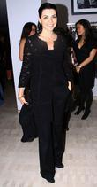 Juliana Marguiles at Narciso Rodriguez book signing at...