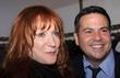 Patti Scialfa and Narciso Rodriguez at Narciso Rodriguez...