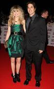 Adam Garcia and Sophie Powles National Television Awards...