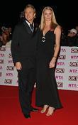 Ian Waite and Jodie Kidd