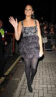 Alesha Dixon National Television Awards 2008 - Afterparty...