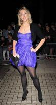 Ali Bastian National Television Awards 2008 - Afterparty...