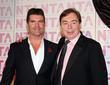 Simon Cowell and Andrew Lloyd Webber