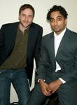James Waterston and Manu Narayan