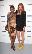 Olivia Inge and Tolula Adeyemi