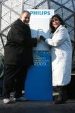 Raul de Molina and Angelica Vale