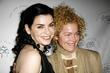 Julianna Margulies and Amy Irving