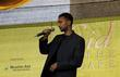 Rising star Amir Awan entertains crowds in London's...