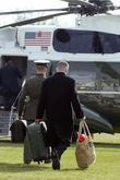 Atmosphere, George W Bush, White House