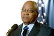 President Of The African National Congress Jacob Zuma
