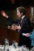 Presiding Bishop Of Episcopal Church In The United States Of America Katharine Jefferts Schori Addresses A Luncheon At The National Press Club