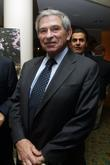 Former World Bank President Paul Wolfowitz Attends A Reception Held The Fairmont Hotel To Honour President Of Iraq's Kurdistan Region Massoud Barzani Honoured