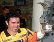 Ahmedabad Rockets' Ryan Campbell