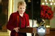 Adair Margo delivered remarks at the '2008 Coming...