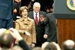 First Lady Laura Bush and Vice President Dick...
