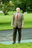 US President George W. Bush
